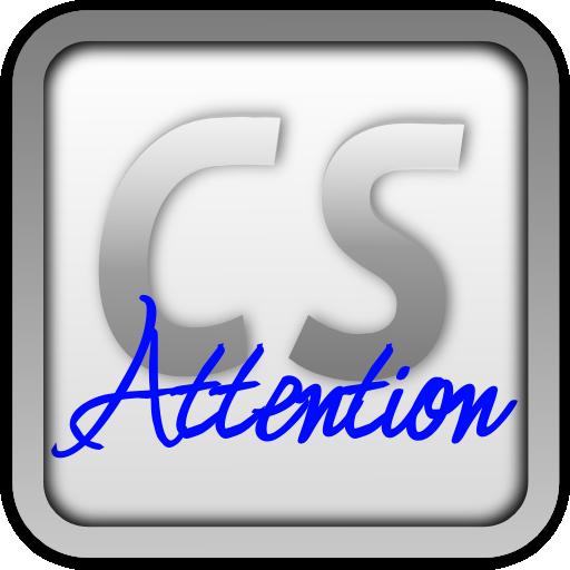 CS: Attention LOGO-APP點子