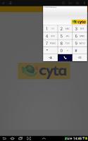 Screenshot of Cyta 4U