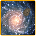 Space Galaxy HD icon