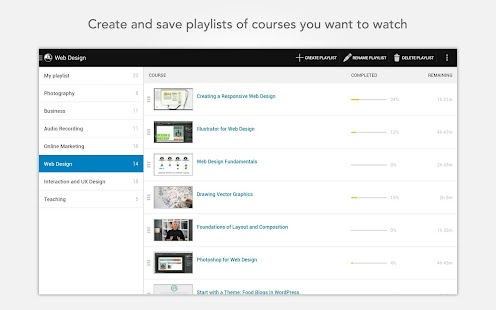 Lynda - Online Training Videos Screenshot 20