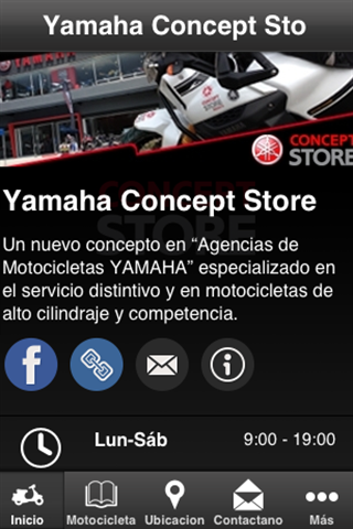 Yamaha Concept Store Mexico