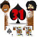Thirty-One - 31 (Card Game) icon