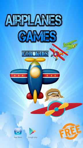 Airplanes Games for Kids