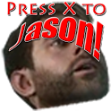 Press X to Jason! icon