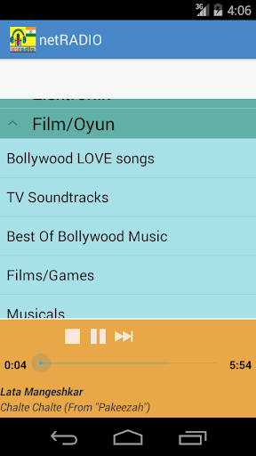 Radio Music Bollywood India