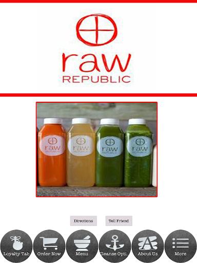 Raw Republic Juice