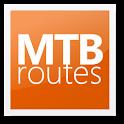 mtbRoutes logo