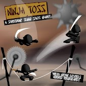 Ninja Toss - Sling Shot Game