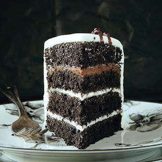 Black Velvet Cake.