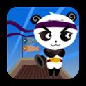 Panda Runner! logo
