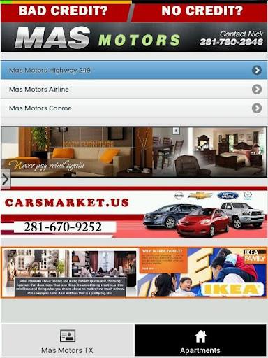 Mas Motors TX