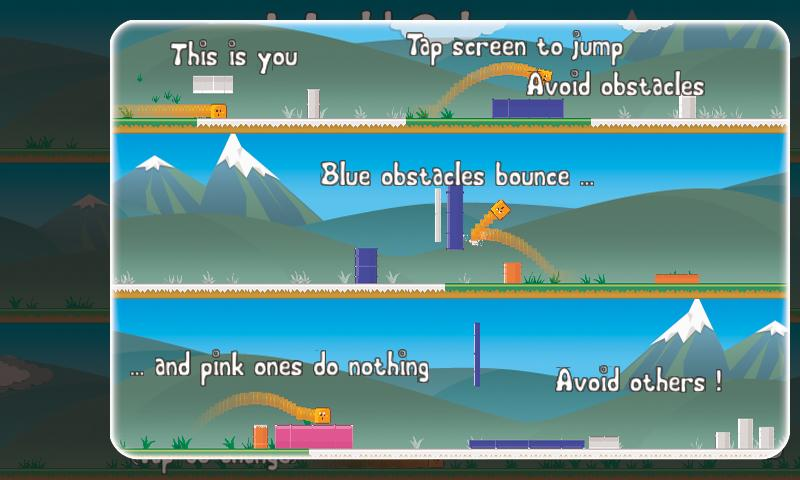 Tap 'n' Crash - screenshot