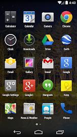 Google Now Launcher Screenshot 3