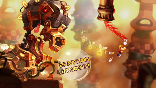 Rayman Fiesta Run screenshot 21
