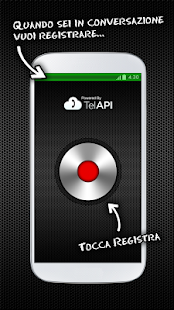 TapeACall - Registra Chiamate Screenshot