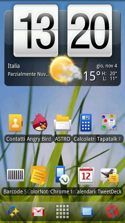 ADWTheme Symbian- screenshot