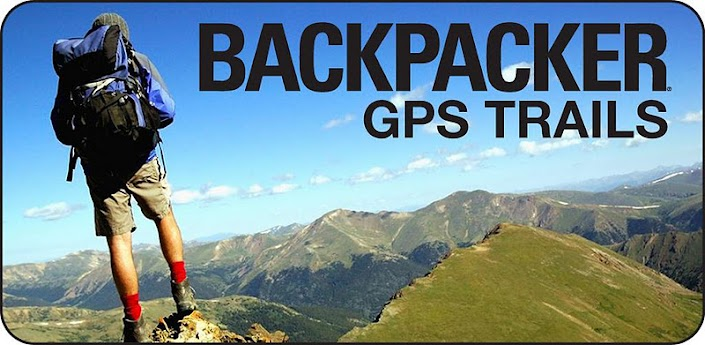 Backpacker GPS Trails Pro 5.1.1 apk