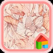 Arohaflower LINELauncher Theme