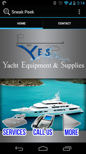 Yacht Equipment Supply OLD