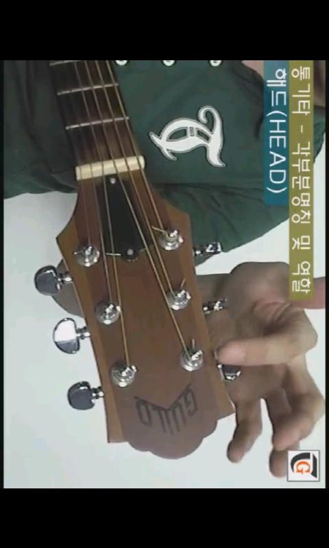 Acoustic Guitar Lesson1 - screenshot