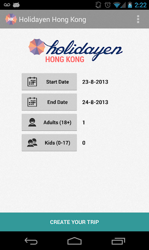 Holidayen Hong Kong