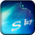 Sky Live Wallpaper icon
