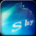 天空 的动态壁纸 icon