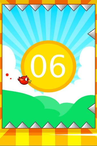 Pou Jumpy Bird