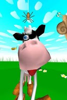 Screenshot of Marguerite the cow