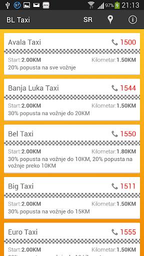 BL Taxi