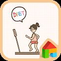 diet before the summer dodol icon