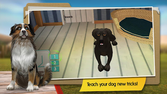 Game DogHotel : My Dog Boarding Kennel APK for Windows Phone