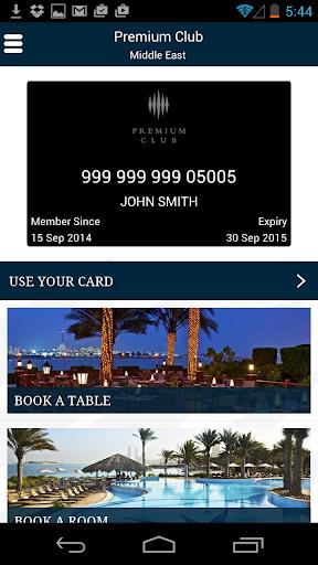 Premium Club Middle East
