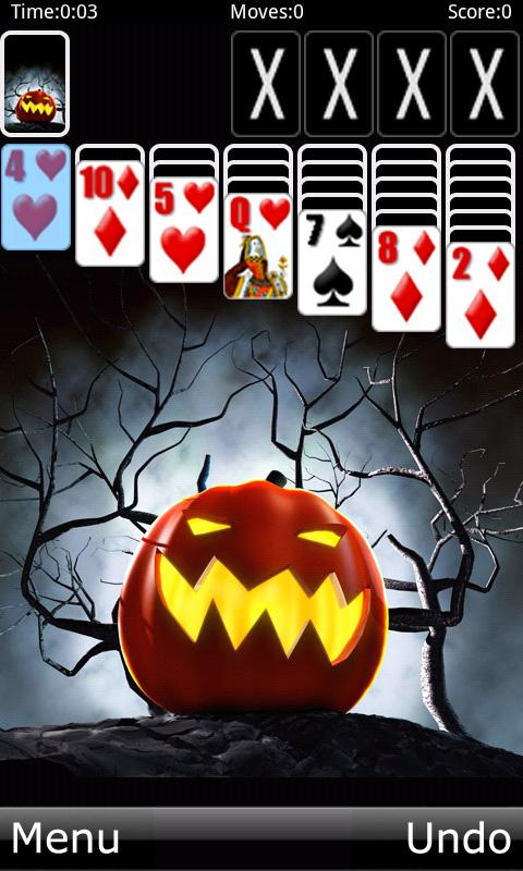 Phantom Solitaire - screenshot