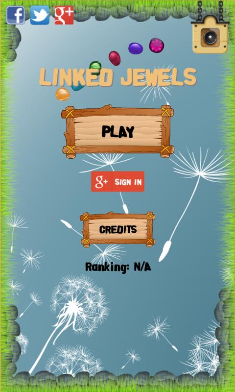 Linked Jewels - screenshot