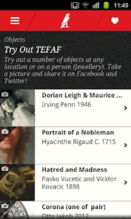 TEFAF 2014 - screenshot thumbnail