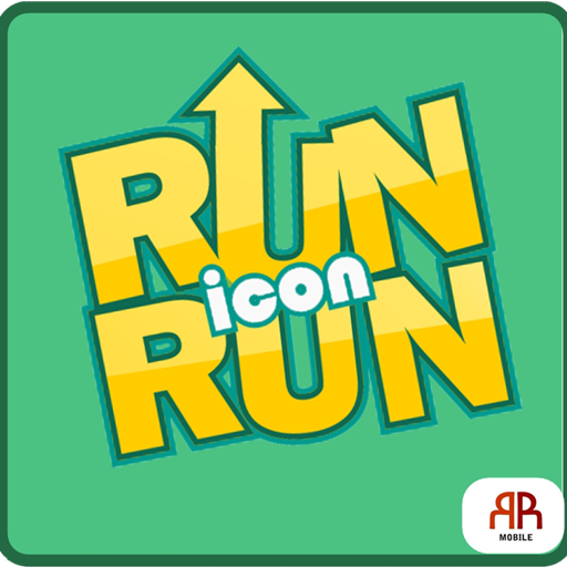 RUN icon RUN #visitTMG LOGO-APP點子