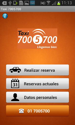 Taxi 7005700