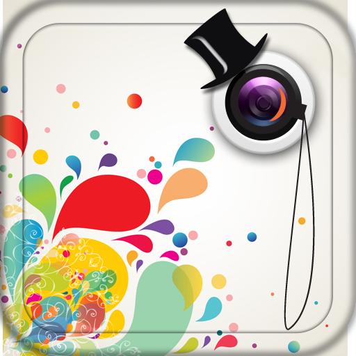滑稽 画像  フォトフレーム 攝影 App LOGO-APP試玩
