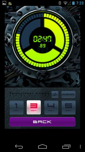 Energy Timer(Spanish/English) 4.0.1 Windows u7528 2
