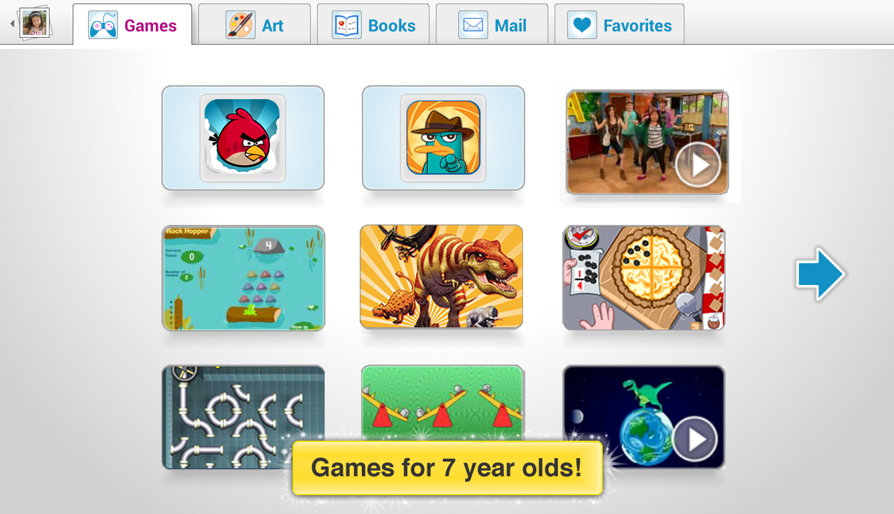 Kid Mode: Free Games + Lock - screenshot