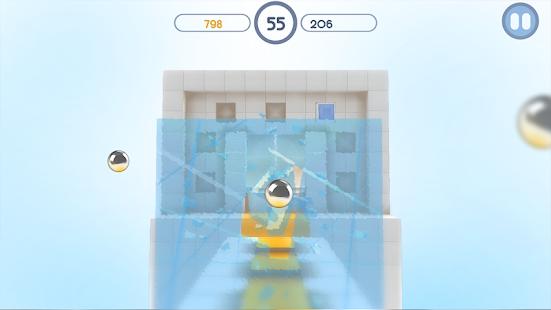 粉碎它!玻璃開裂擊中 街機 App-癮科技App