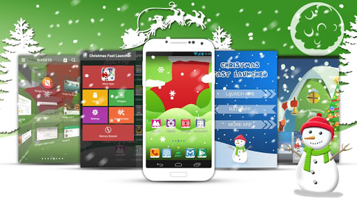 Christmas Fast Launcher