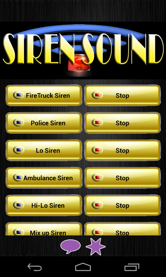 Best Siren Ringtones - screenshot