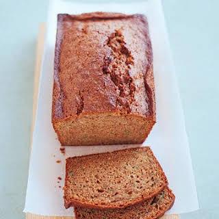 Zucchini Spice Bread.