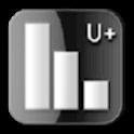 U+사용량위젯 (잔여량,사용량 조회 U+고객센터위젯) icon