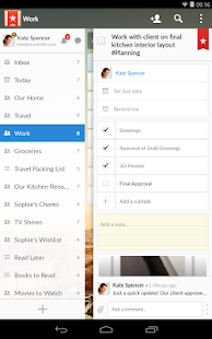 Wunderlist: To-Do List & Tasks Screenshot 28
