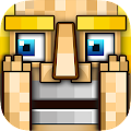 Game Block Run Craft -Cop Vs Robber APK for Kindle