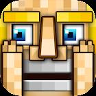 Block Run Craft -Cop Vs Robber icon