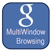 GoogleSearch MultiWindow